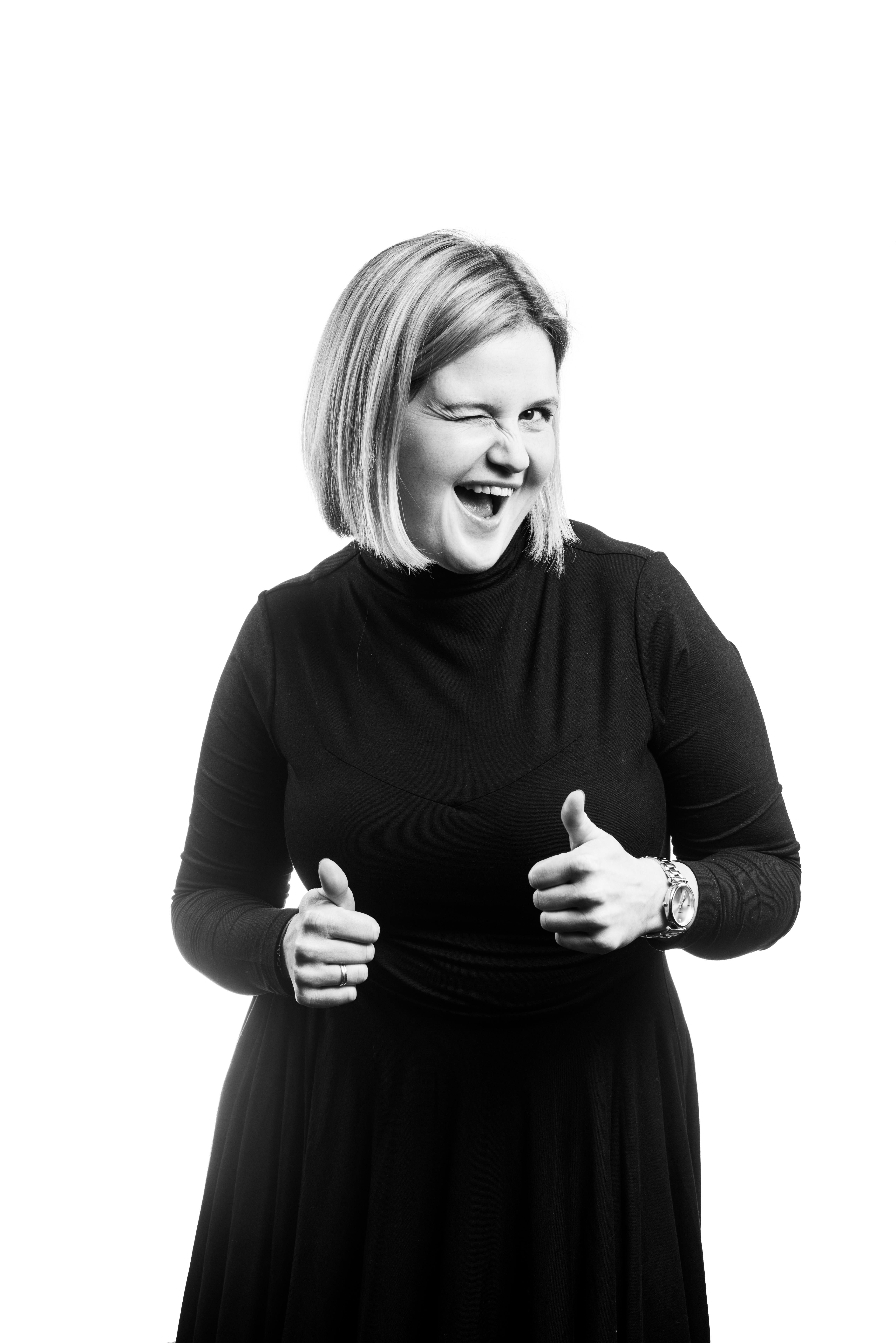 Paulina Walkowiak, CEO cux.io